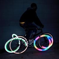 Светлини за велосипеди