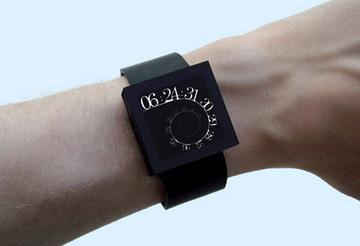 екстравагантен часовник