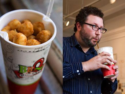 Две в едно - храна и напитка
