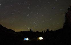 светещи палатки