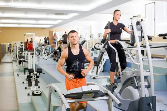зала за фитнес